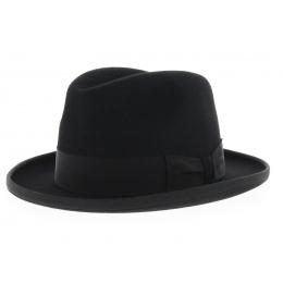 Chapeau Juif style Homburg