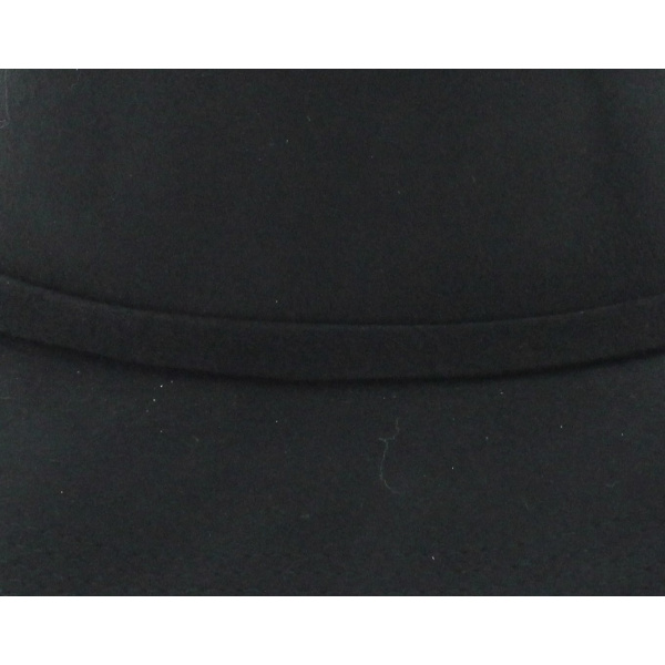 Capeline feutre Noir - Traclet
