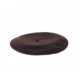 Beret Basque Marron