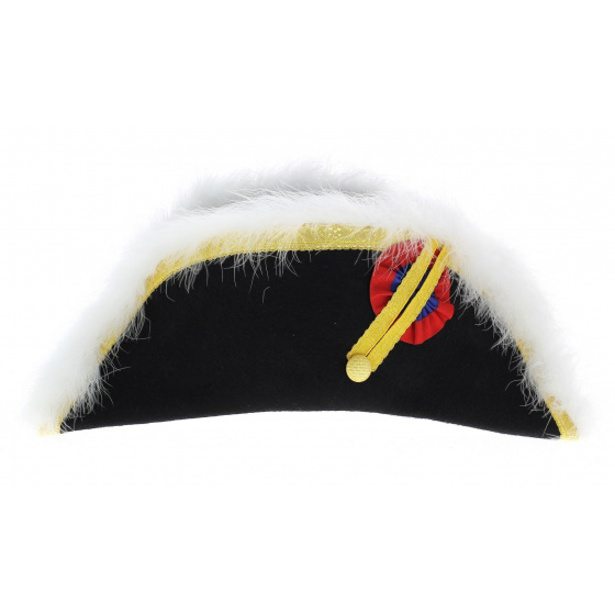 Swiss church hat