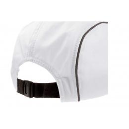 Casquette Marathon blanche