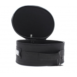 Black kepi holder cover