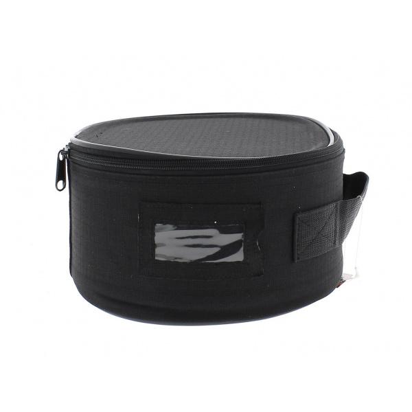 Housse porte kepi noir en nylon for Porte kepi