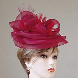 Bibi - chapeau de ceremonie