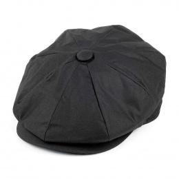 Black oilcloth cap JAXON