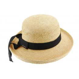 Straw hat woman - livorno