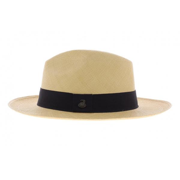 Chapeau panama très fin fino aa naturel