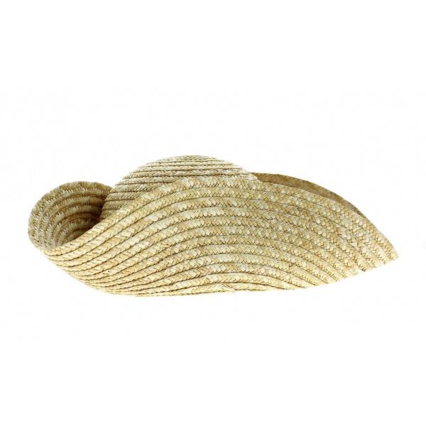 PETIT TRICORNE - biais un filet doré (pas trop brillant)