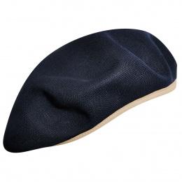Navy blue beret Tropic monty