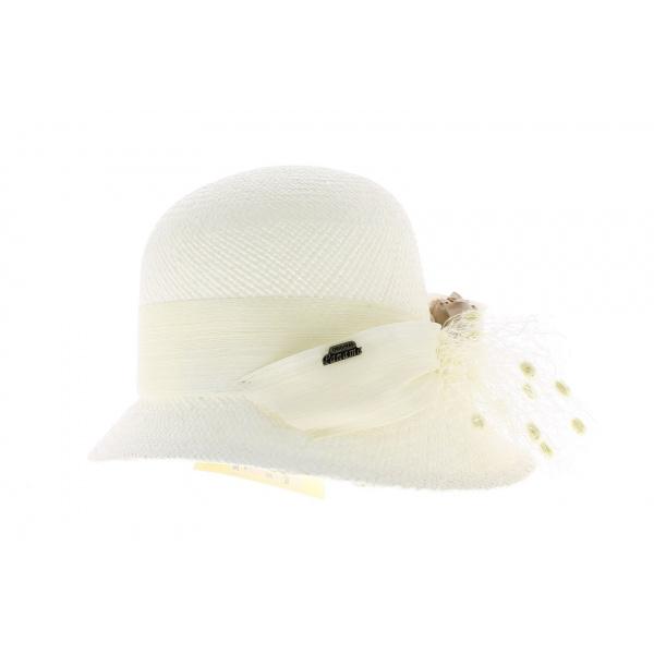 Chapeau cloche Panama made in Panama