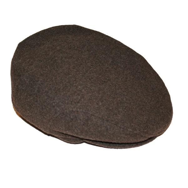 casquette marron