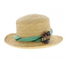 Chapeau de paille Cléa