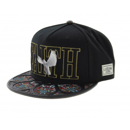 Casquette Snapback C&S - Faith