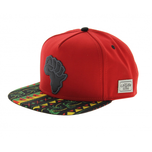 Casquette Snapback C&S - Power