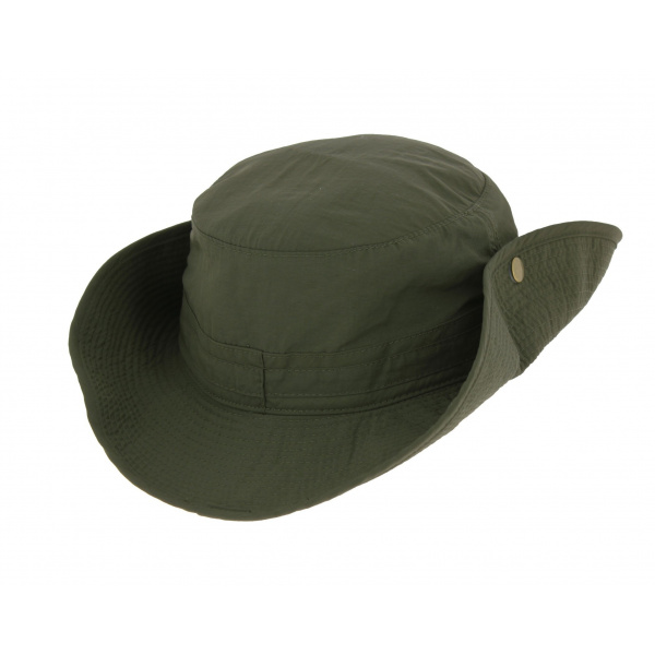 Chapeau bob Baroudeur - kaki
