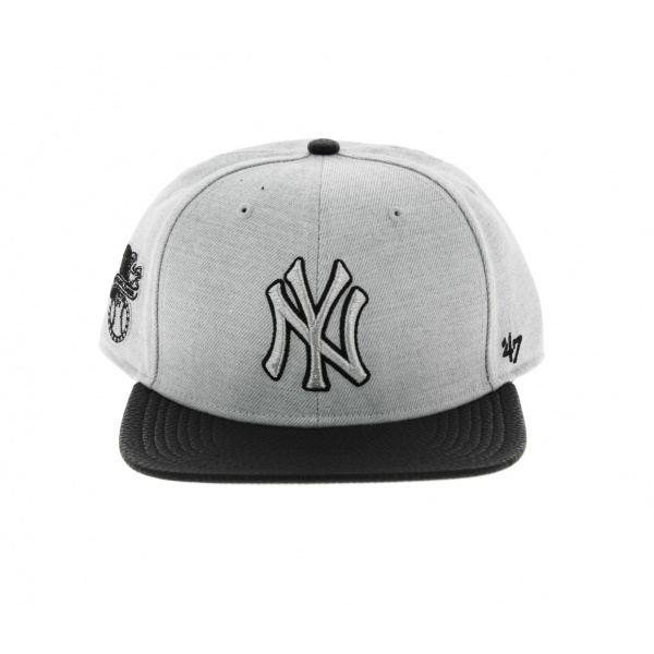 nouvelle arrivee 9c003 eb9dd Casquette NY Yankees blanche - 47 Brand