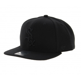 Chicago White Sox black cap - 47 Brand