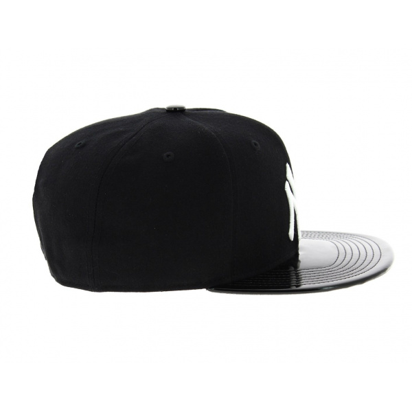 Cap NY visor imitation leather visor - 47 Brand