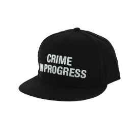 Casquette Snapback Crime in progress - SPMK