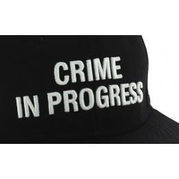 Casquette Snapback Crime in progress - SPMK