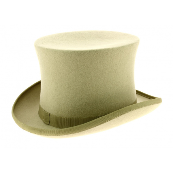 Top hat - Beige