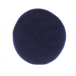 Béret Charly Bleu - Héritage par Laulhère