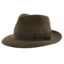 Fedora Comet Hat - Putty