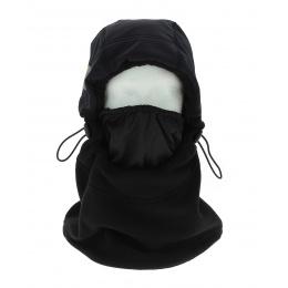 Cagoule - The Fleece Hood - Noir
