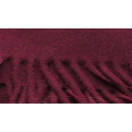 Echarpe laine bordeaux - Traclet