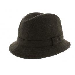 Chapeau bob anglais Loden - Marron