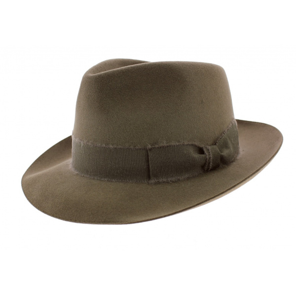13cf6190659e9 Hat Blues Brothers wide edge impermeable par Tesi