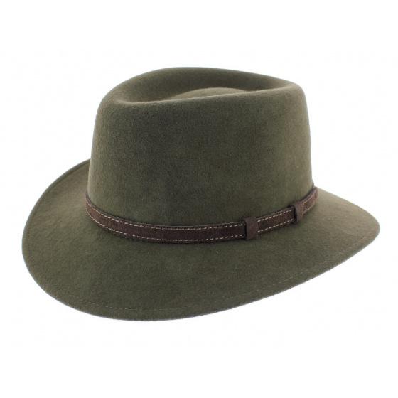 Chapeau Traveller feutre - Traclet
