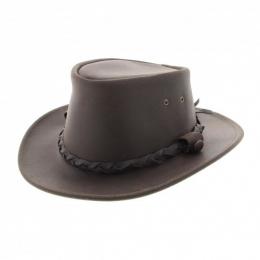 Australian Highlander Leather Hat