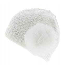 Bonnet Le Drapo - Pompon blanc