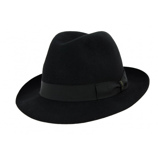 buy popular efc20 73045 Chapeau Borsalino Noir ...