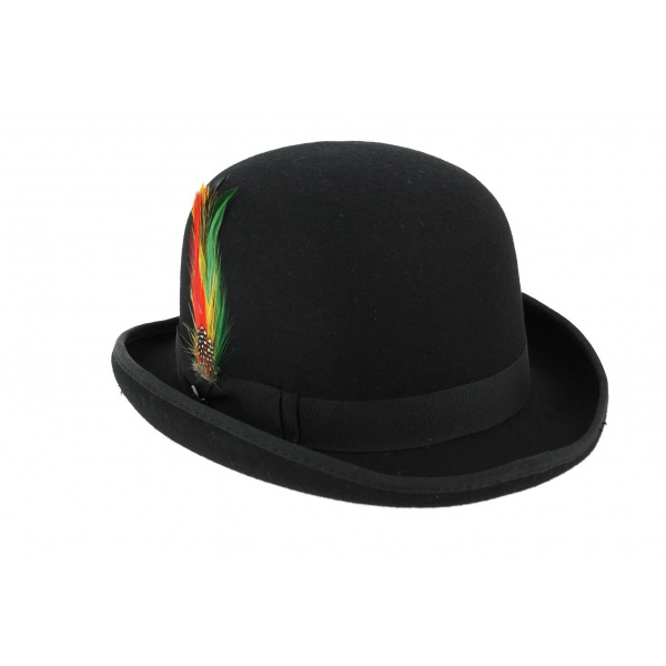 6f81e166582 Chapeau Melon Bowler Hat English Derby - Jaxon