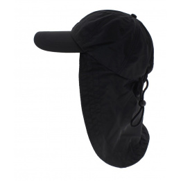 Saharan cap - Rosholt - Black