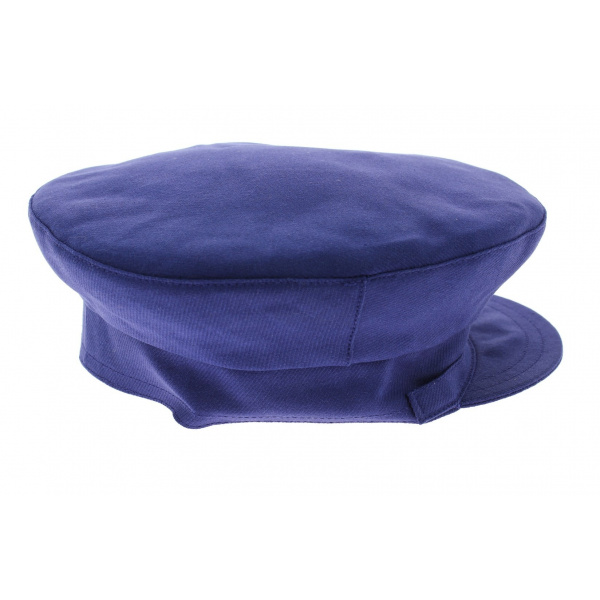 Casquette de chauffe - Bleu - Traclet