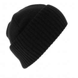 Steve black sailor hat - Traclet