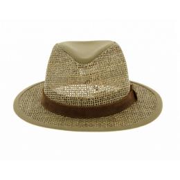 Medfield Seagrass Traveller Hat - Stetson