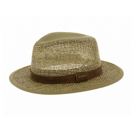 Chapeau traveller Medfield Seagrass - Stetson