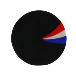Béret Patriote Noir - Le Béret Français