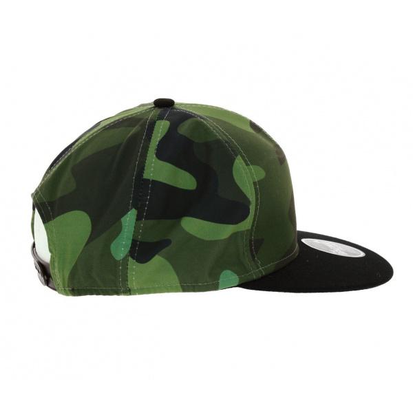 Casquette Snapback - Fantasy Camouflage