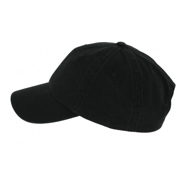 Casquette stetson - Rector Noir