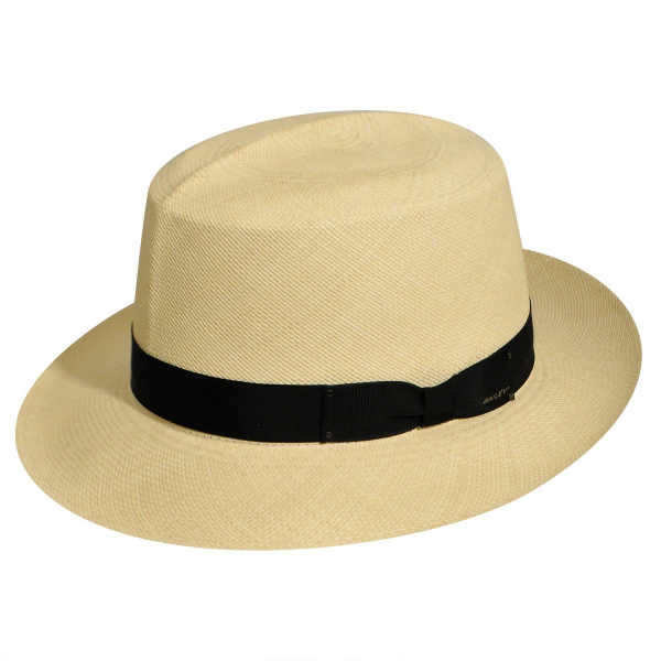 Panama Pliable  hat - Roll up Bailey