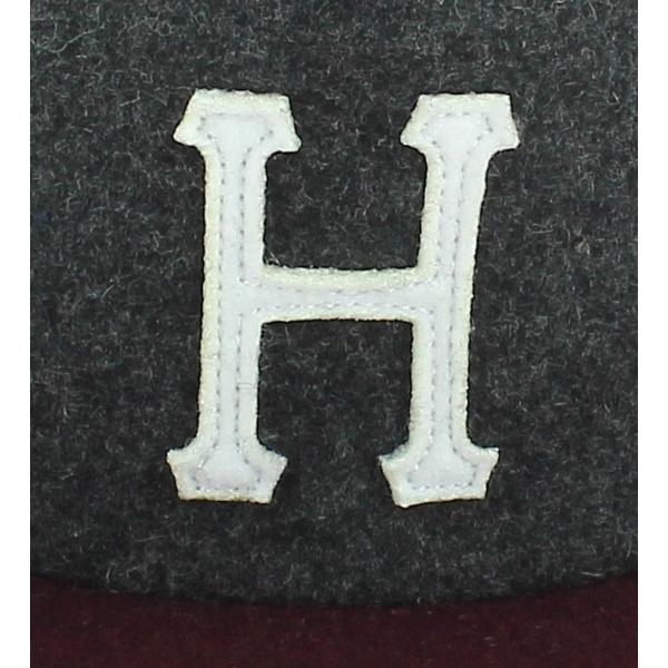 Casquette Strapback Wool Classic Laine Bicolore - HUF