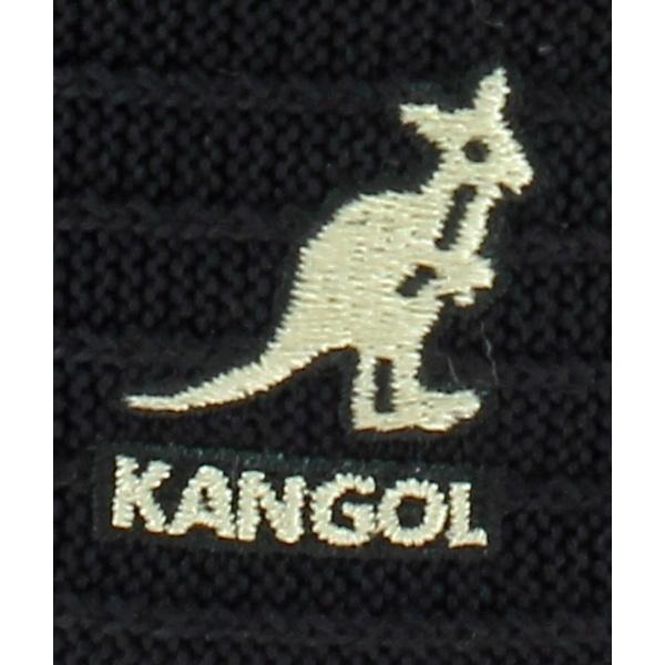Casquette 507 Vintage Noir / Beige - Kangol