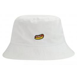 Bob Food Bucket Reversible White - Kangol
