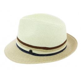 Fédora Caprera Caprera Straw Paper Hat - Bugatti