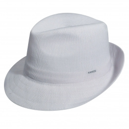 White tribly Hiro hat - Kangol